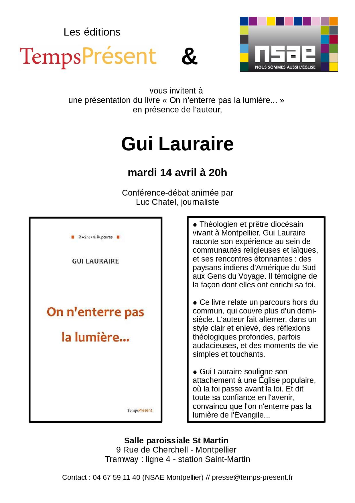 GuiLauraire