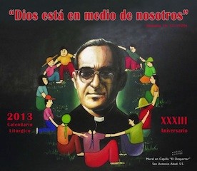 Béatification de Mgr Oscar Romero