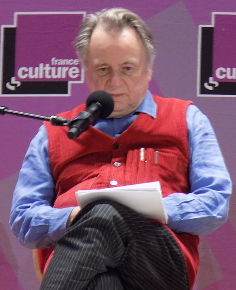 Régis_Debray_Forum_France_Culture_Philosophie_2016